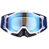 100% Racecraft Goggles blue
